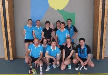 Equipe Interclub D1 - 2015