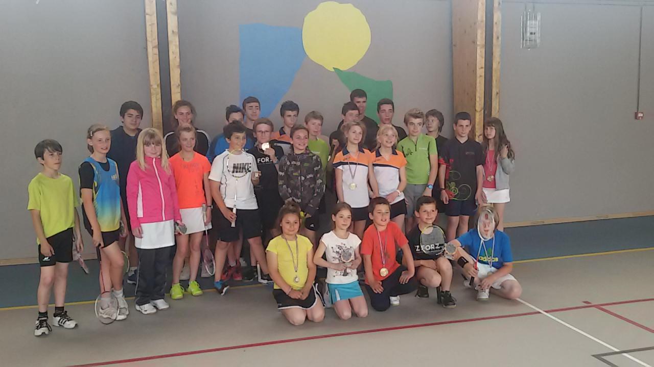 Trophée Départemental Jeunes De Briançon – 2014