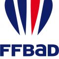 Logo Ffbad Bleu