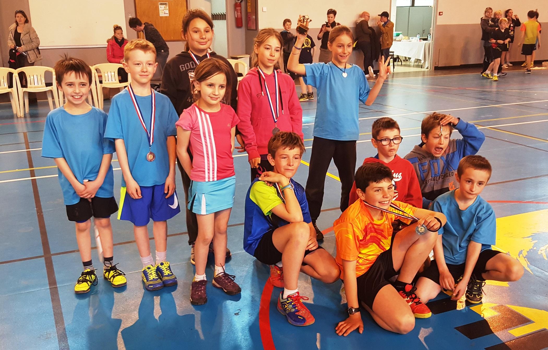 Trophée Départemental Jeunes – Embrun Avril 2016