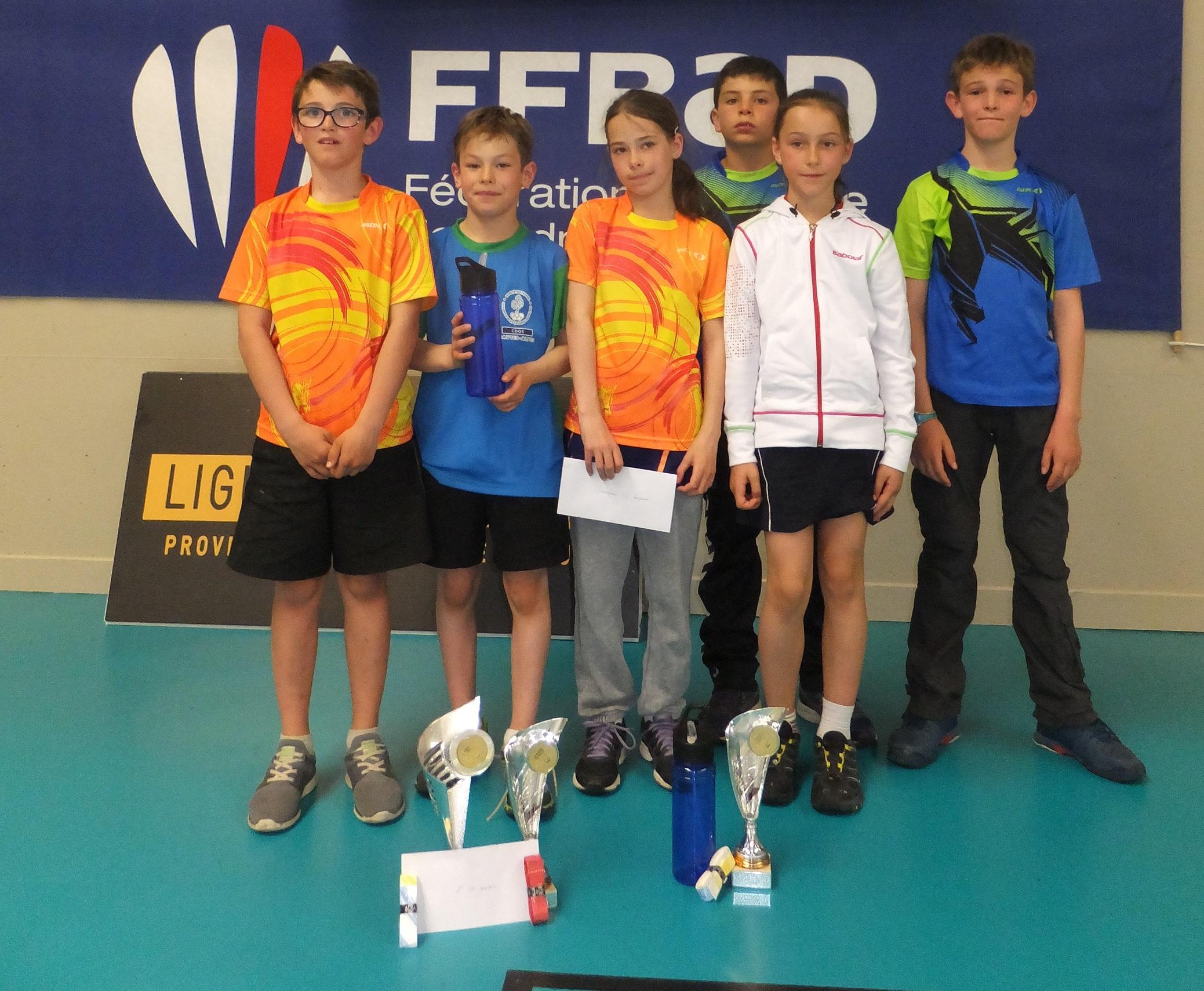 Championnat Régional Jeunes – Apt – Mai 2016