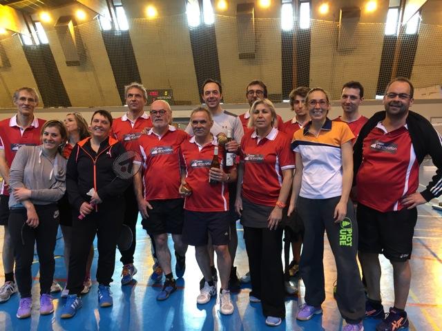 Grand Prix Départemental De Doubles – Embrun – Janvier 2017