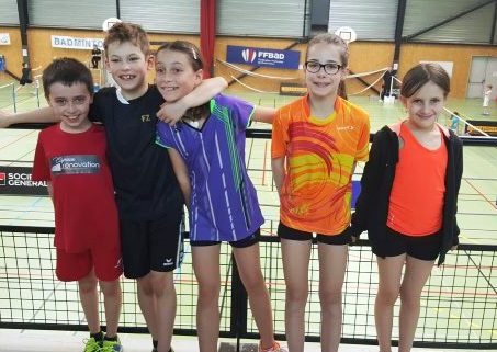 Championnat Régional Jeunes – Miramas Mars 2017