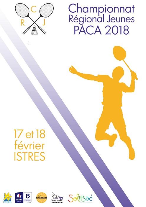 Championnat Régional Jeunes – Istres Février 2018
