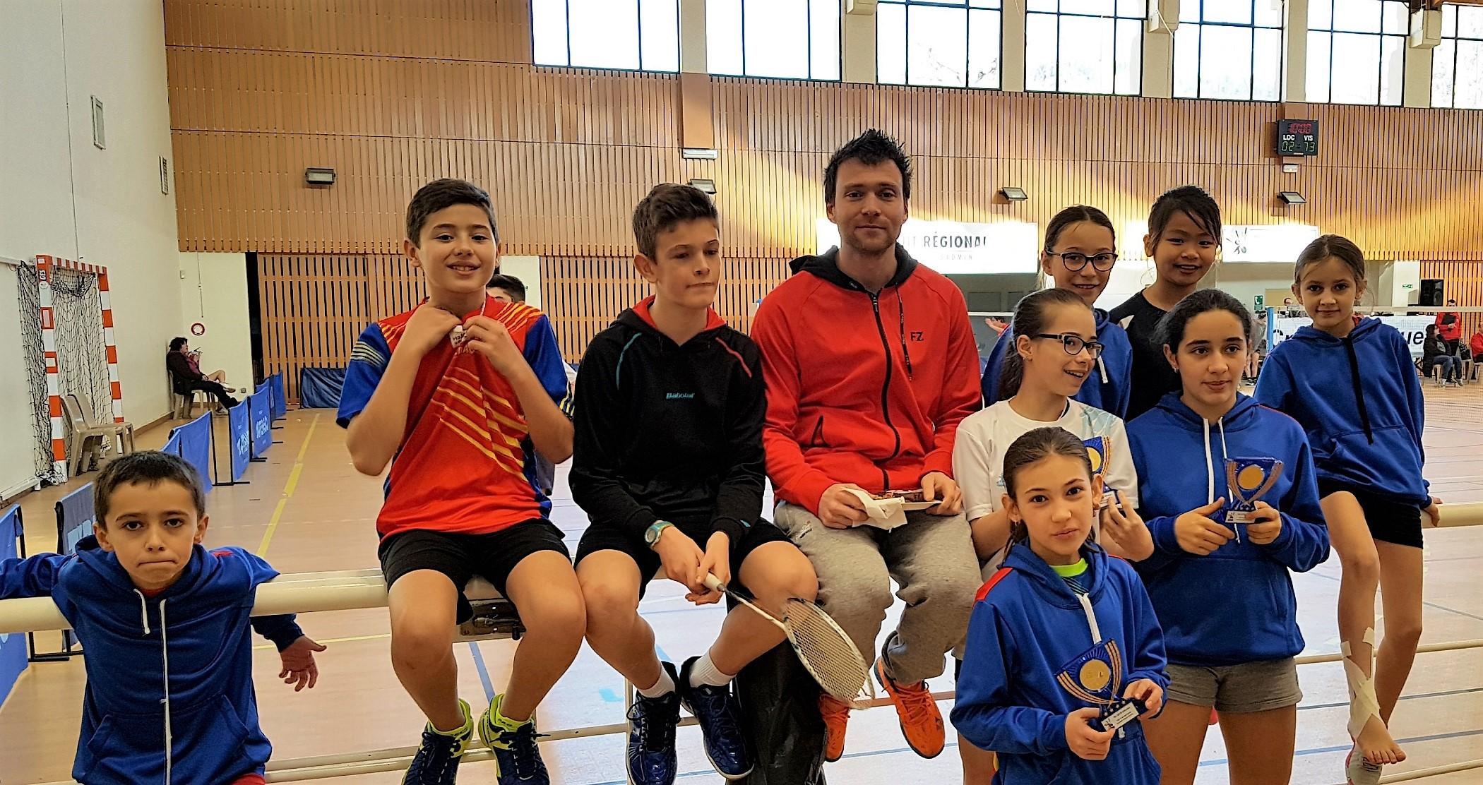 Trophée Régional Jeunes 5 – Ollioules Fevrier 2018