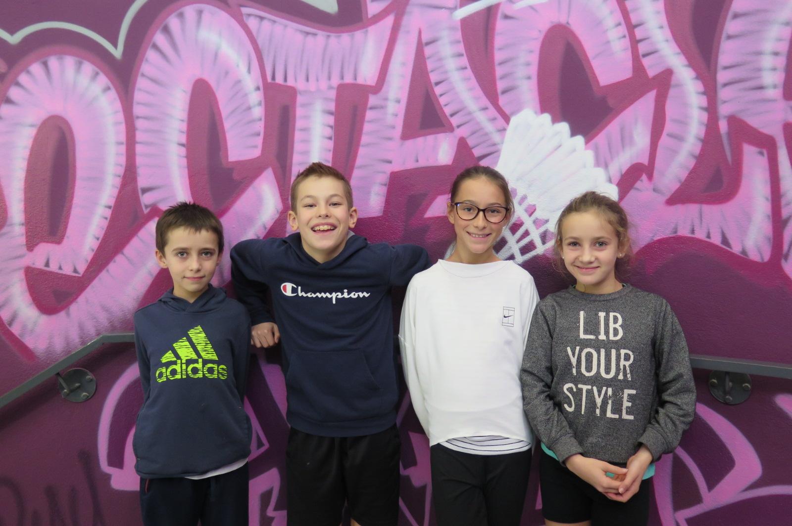 Circuit Interrégional Jeunes 2 – Aix En Provence – Dec 2018
