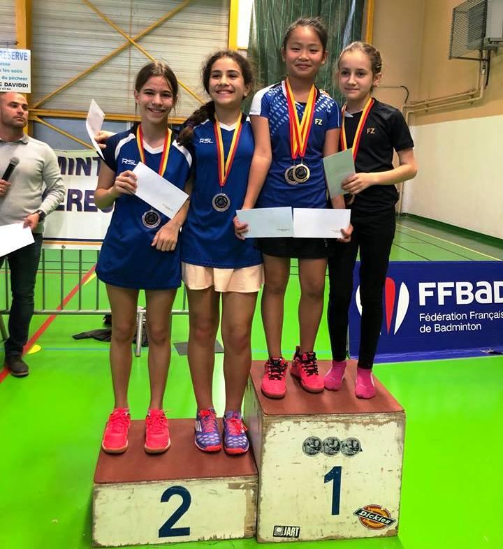 Championnat Régional Jeunes – Hyères – Mars 2019