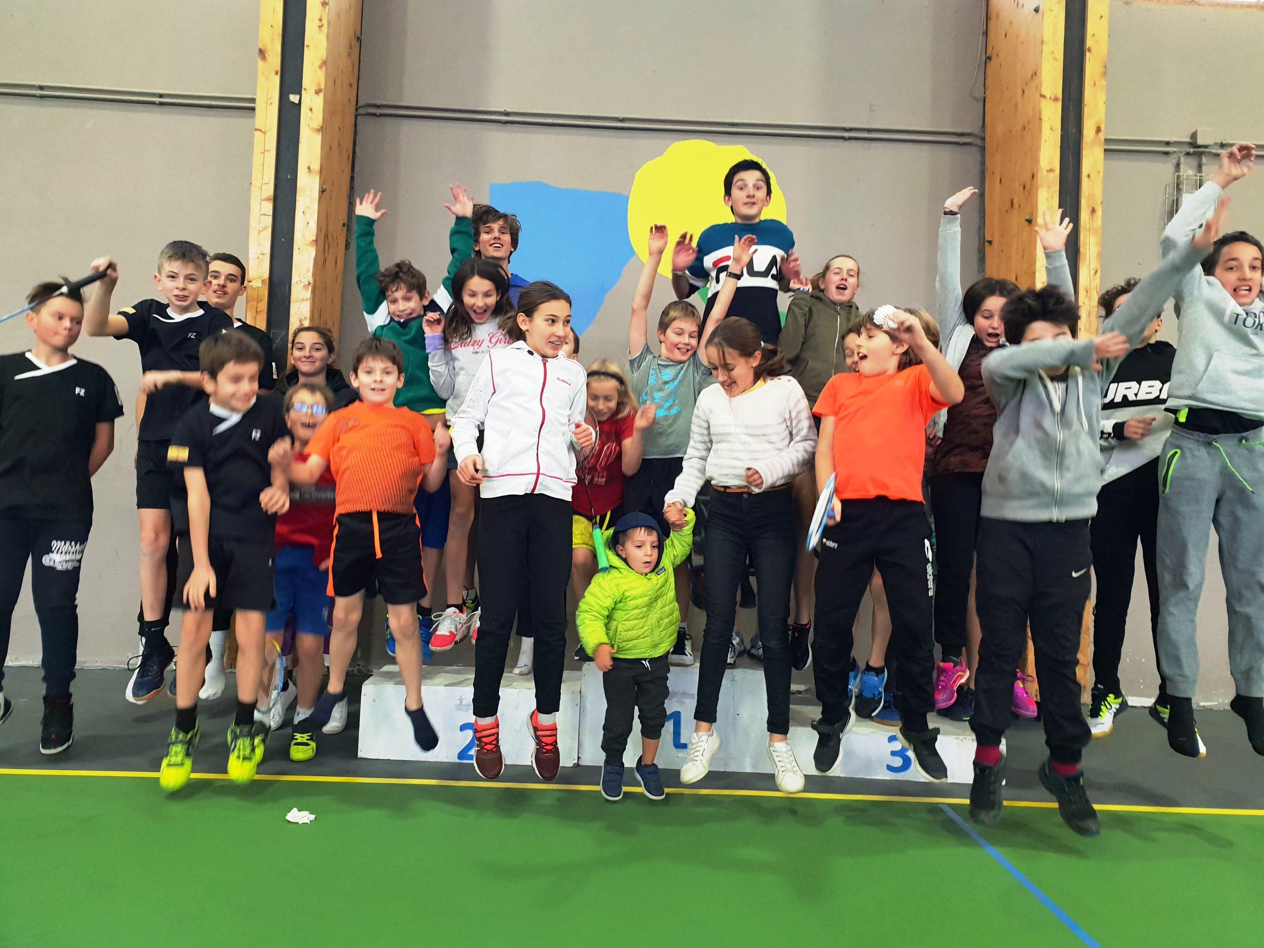 Circuit Départemental Jeunes 2 – Briançon – Novembre 2019