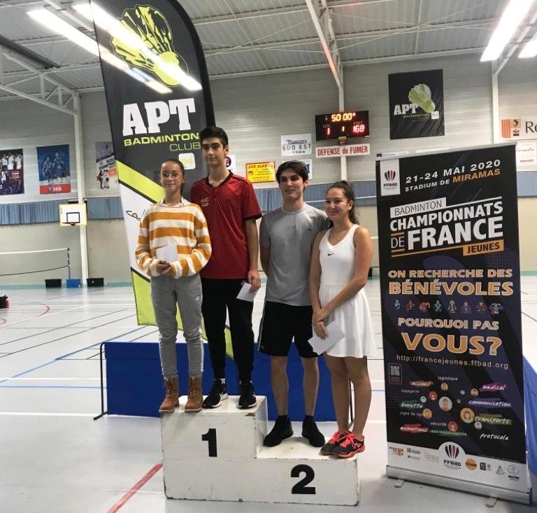 Tournoi De L'ABC – APT – Novembre 2019