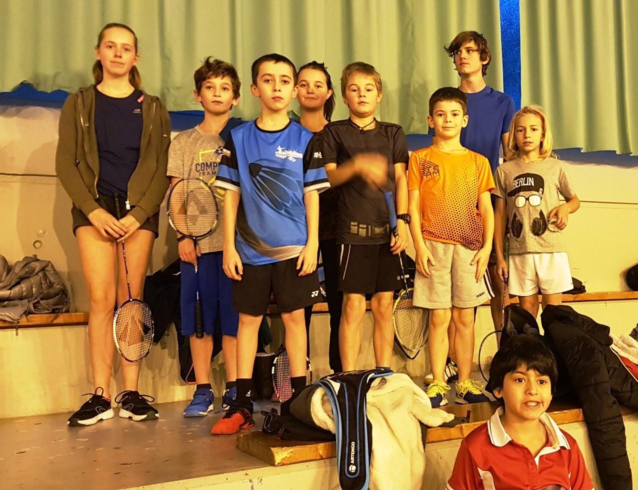 Circuit Départemental Jeunes – Sisteron – Decembre 2019